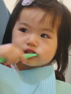 歯磨きできたよ2