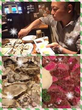 牡蠣と院長.jpg